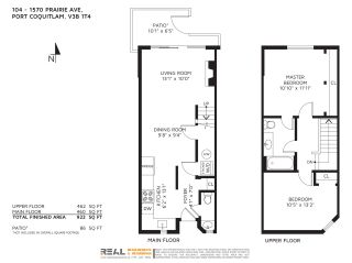"Photo 27: 104 1570 PRAIRIE Avenue in Port Coquitlam: Glenwood PQ Townhouse for sale in ""Violas"" : MLS®# R2567923"