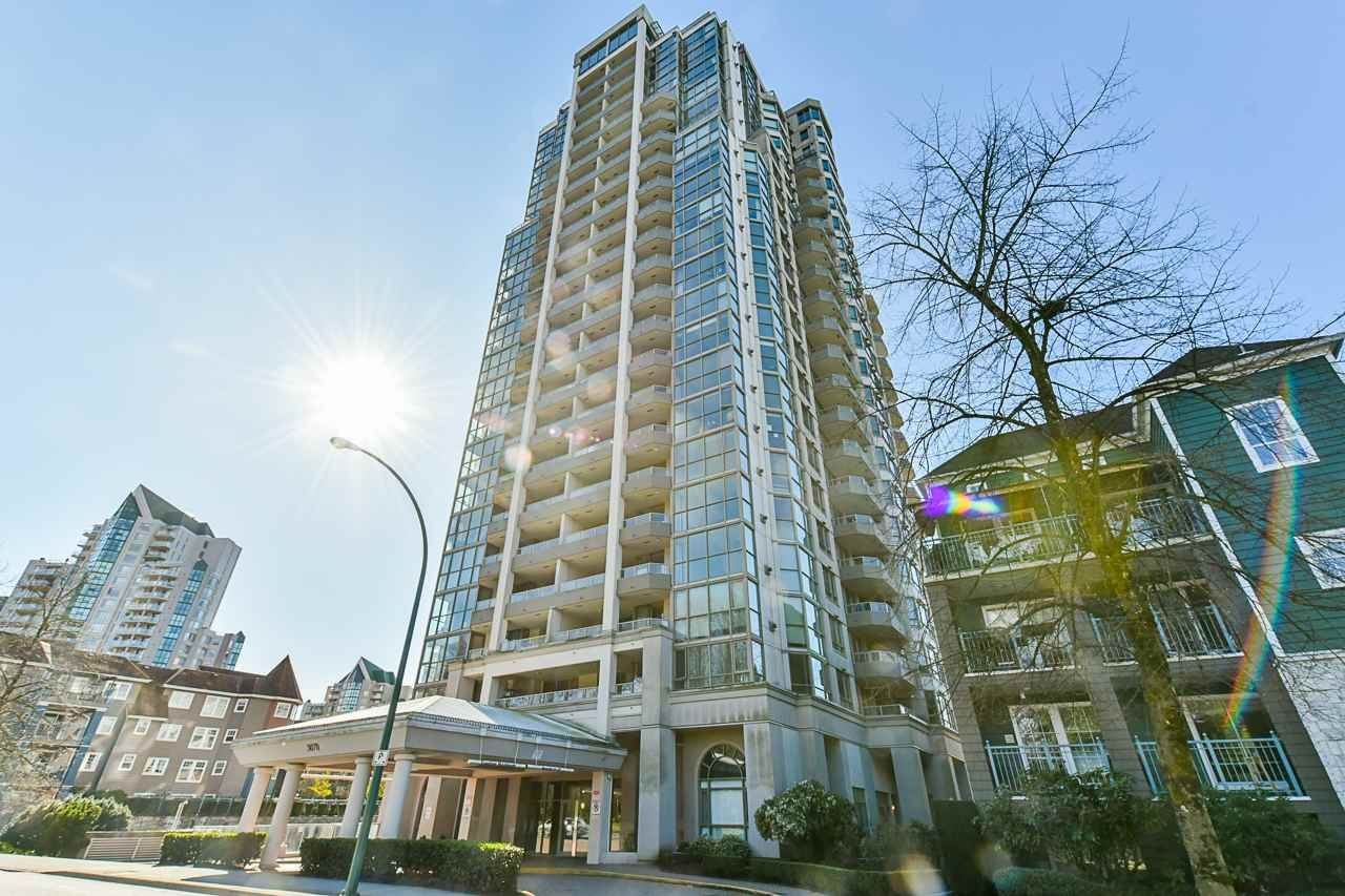 """Main Photo: 403 3070 GUILDFORD Way in Coquitlam: North Coquitlam Condo for sale in """"LAKESIDE TERRACE"""" : MLS®# R2565386"""