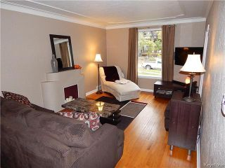 Photo 2: 66 Chestnut Street in Winnipeg: Wolseley Residential for sale (5B)  : MLS®# 1626694