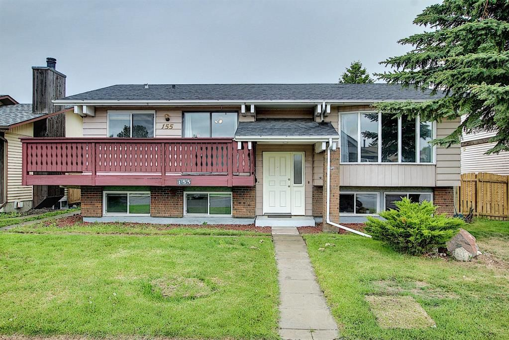 Main Photo: 155 Templevale Road NE in Calgary: Temple Detached for sale : MLS®# A1119165