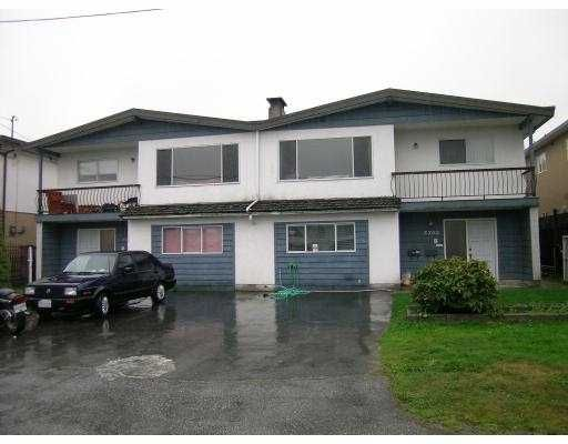 Main Photo: 5708 - 5710 HARDWICK ST in Burnaby: Central BN Fourplex for sale (Burnaby North)  : MLS®# V569532