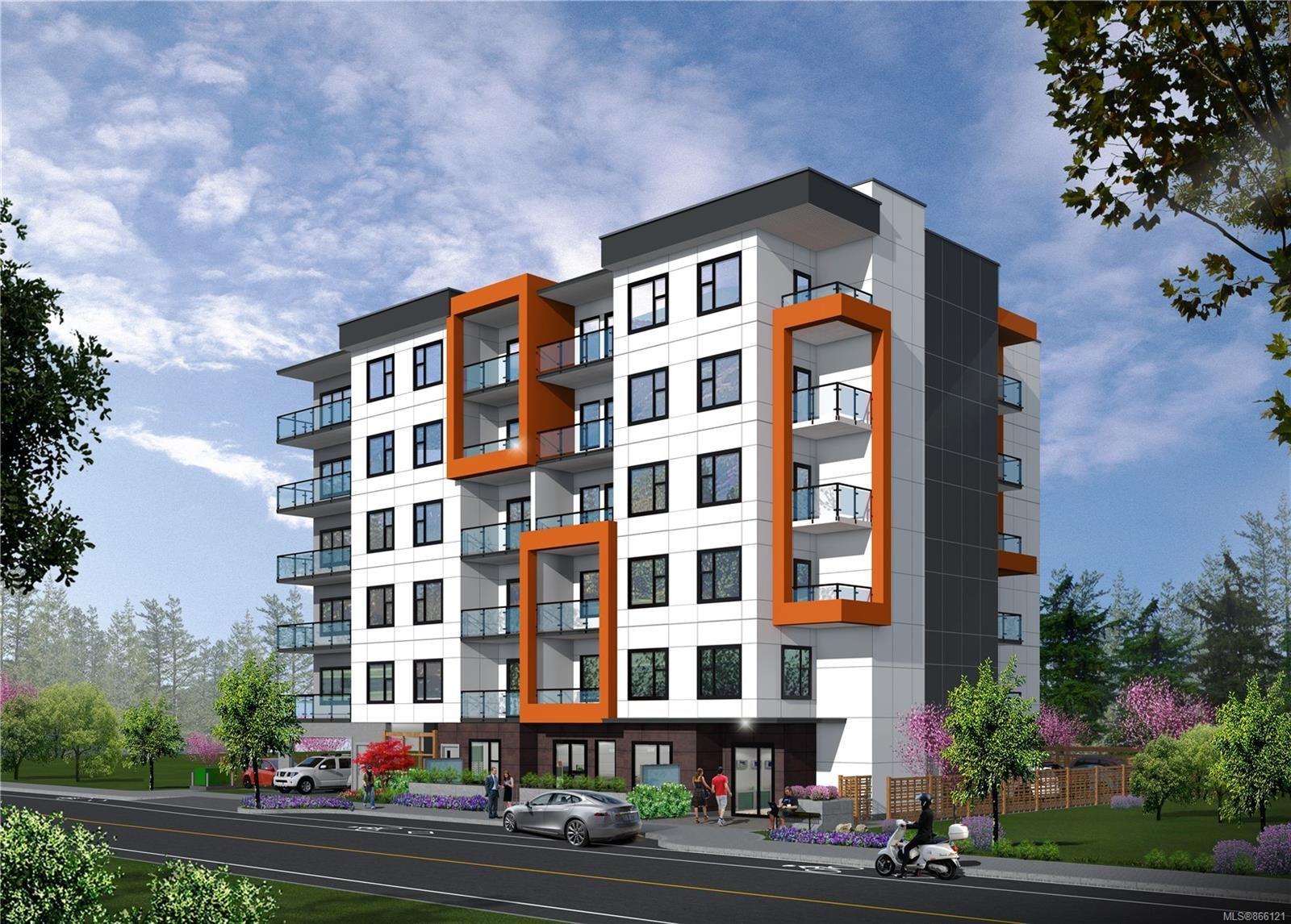 Main Photo: 503 815 Orono Ave in : La Langford Proper Condo for sale (Langford)  : MLS®# 866121