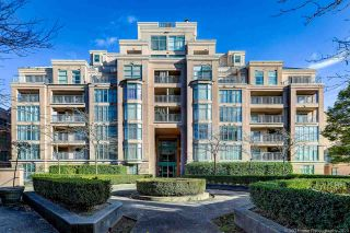 Main Photo: 601 2528 E BROADWAY in Vancouver: Renfrew Heights Condo for sale (Vancouver East)  : MLS®# R2513112