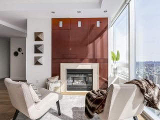 """Photo 12: 4703 938 NELSON Street in Vancouver: Downtown VW Condo for sale in """"One Wall Centre"""" (Vancouver West)  : MLS®# R2155390"""