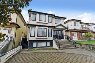 Photo 1: 1485 E 61ST Avenue in Vancouver: Fraserview VE House for sale (Vancouver East)  : MLS®# R2551905