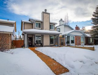 Main Photo: 123 Woodfield Close SW in Calgary: Woodbine Detached for sale : MLS®# A1072937
