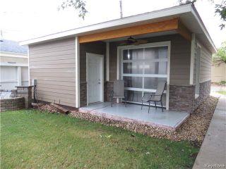 Photo 11: 370 Cabana Place in WINNIPEG: St Boniface Residential for sale (South East Winnipeg)  : MLS®# 1421943