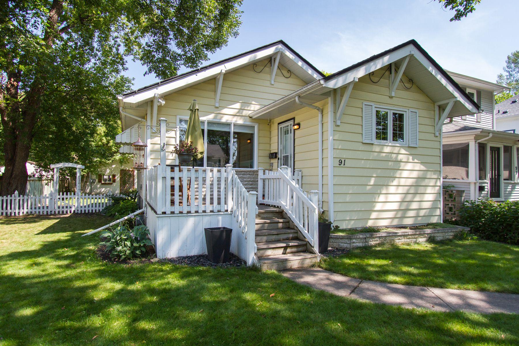 Main Photo: 91 Helmsdale Avenue in Winnipeg: Fraser's Grove House for sale (3C)  : MLS®# 1720444