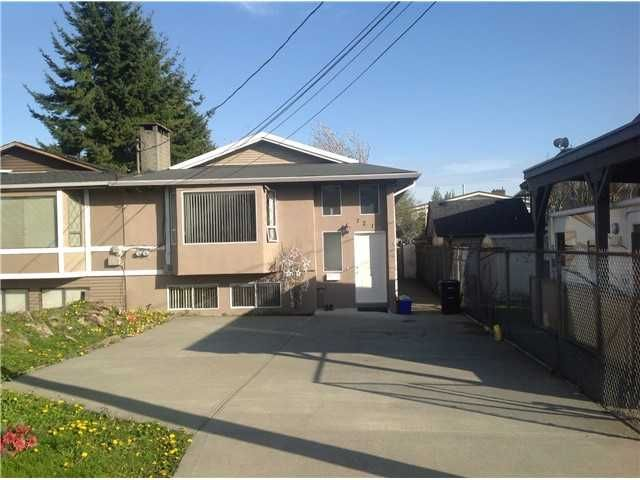 Main Photo: 7274 12TH Avenue in Burnaby: Edmonds BE 1/2 Duplex for sale (Burnaby East)  : MLS®# V1016258