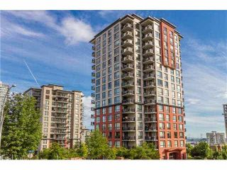 """Photo 1: 605 814 ROYAL Avenue in New Westminster: Downtown NW Condo for sale in """"THE NEWS NORTH"""" : MLS®# V1066613"""