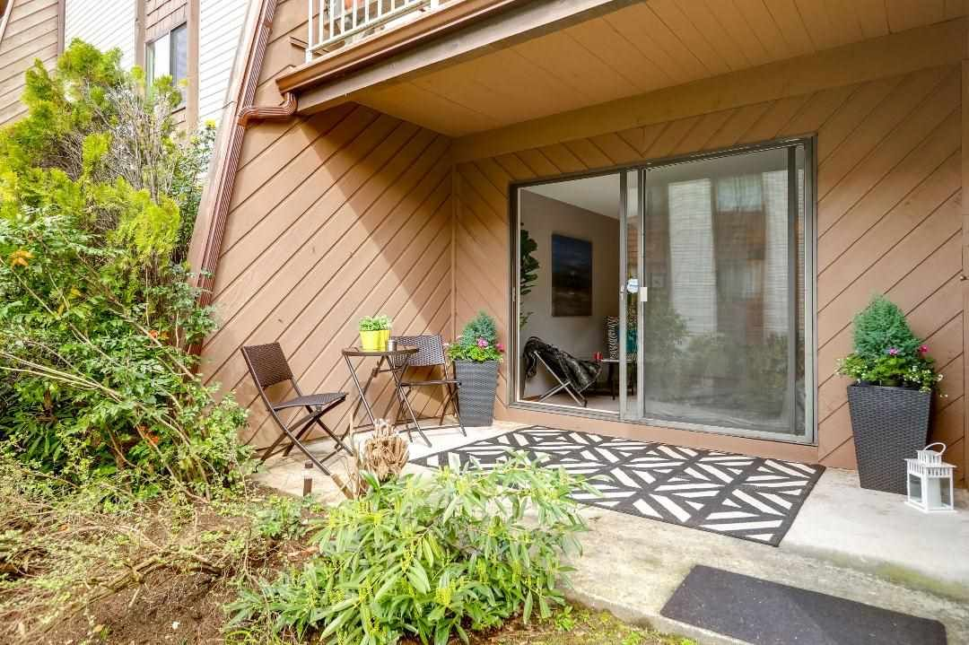 """Main Photo: 118 3921 CARRIGAN Court in Burnaby: Government Road Condo for sale in """"LOUGHEED ESTATES"""" (Burnaby North)  : MLS®# R2254855"""