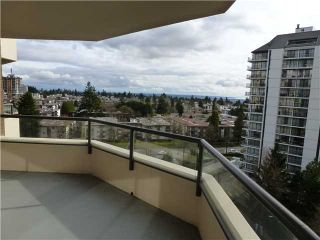 "Photo 6: 1104 6282 KATHLEEN Avenue in Burnaby: Metrotown Condo for sale in ""THE EMPRESS"" (Burnaby South)  : MLS®# V991058"
