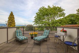 """Photo 1: 305 997 W 22ND Avenue in Vancouver: Cambie Condo for sale in """"CRESCENT AT SHAUGHNESSY"""" (Vancouver West)  : MLS®# R2063247"""