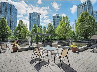 """Photo 11: 1001 1008 CAMBIE Street in Vancouver: Yaletown Condo for sale in """"WATER WORKS"""" (Vancouver West)  : MLS®# V1088836"""