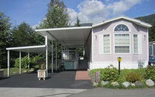 """Photo 1: 85 3295 SUNNY SIDE Road: Anmore House for sale in """"SUNNYSIDE VILLAGE"""" (Port Moody)  : MLS®# V906324"""