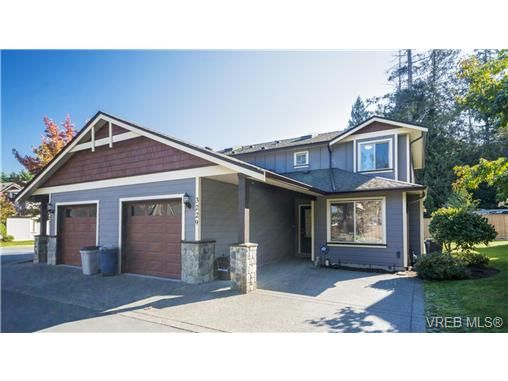 Main Photo: 3229 Ernhill Pl in VICTORIA: La Walfred Row/Townhouse for sale (Langford)  : MLS®# 713582