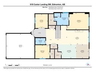 Photo 40: 618 CANTOR Landing in Edmonton: Zone 55 House for sale : MLS®# E4225882