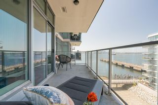 """Photo 23: 604 185 VICTORY SHIP Way in North Vancouver: Lower Lonsdale Condo for sale in """"CASCADE EAST AT THE PIER"""" : MLS®# R2602034"""