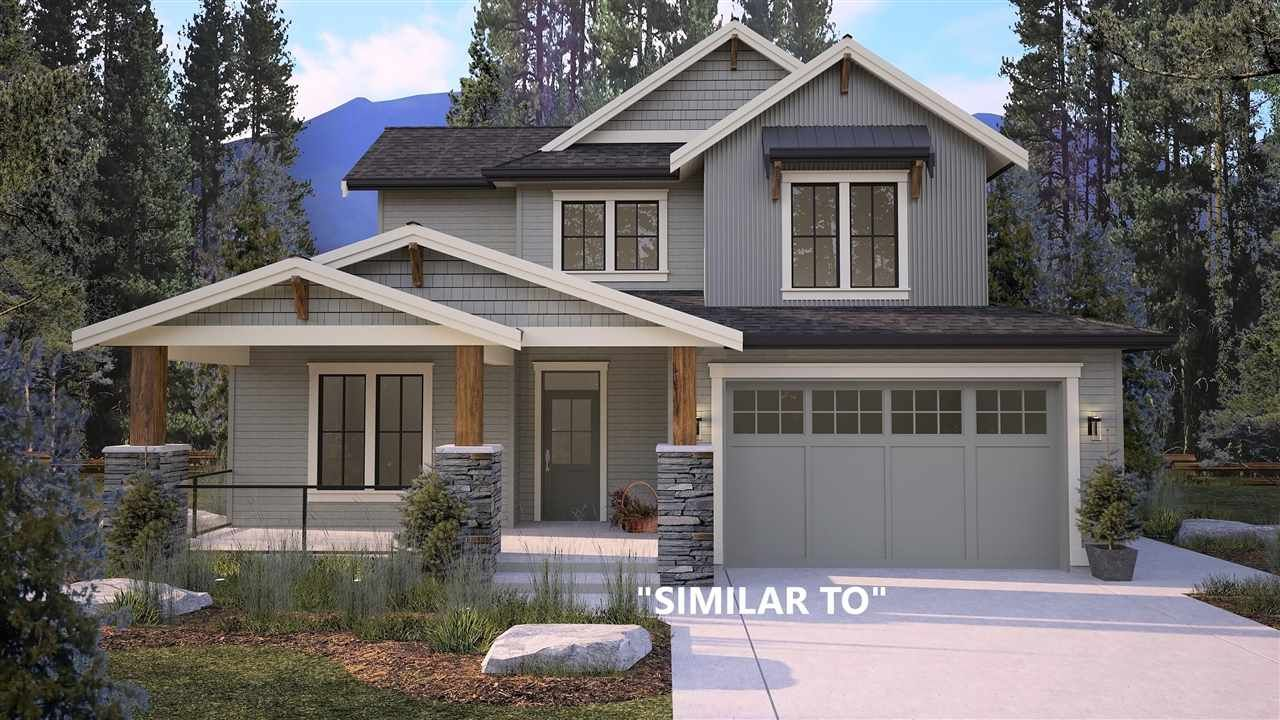 """Main Photo: 98 1880 COLUMBIA VALLEY Road: Lindell Beach House for sale in """"AQUADEL CROSSING"""" (Cultus Lake)  : MLS®# R2578019"""