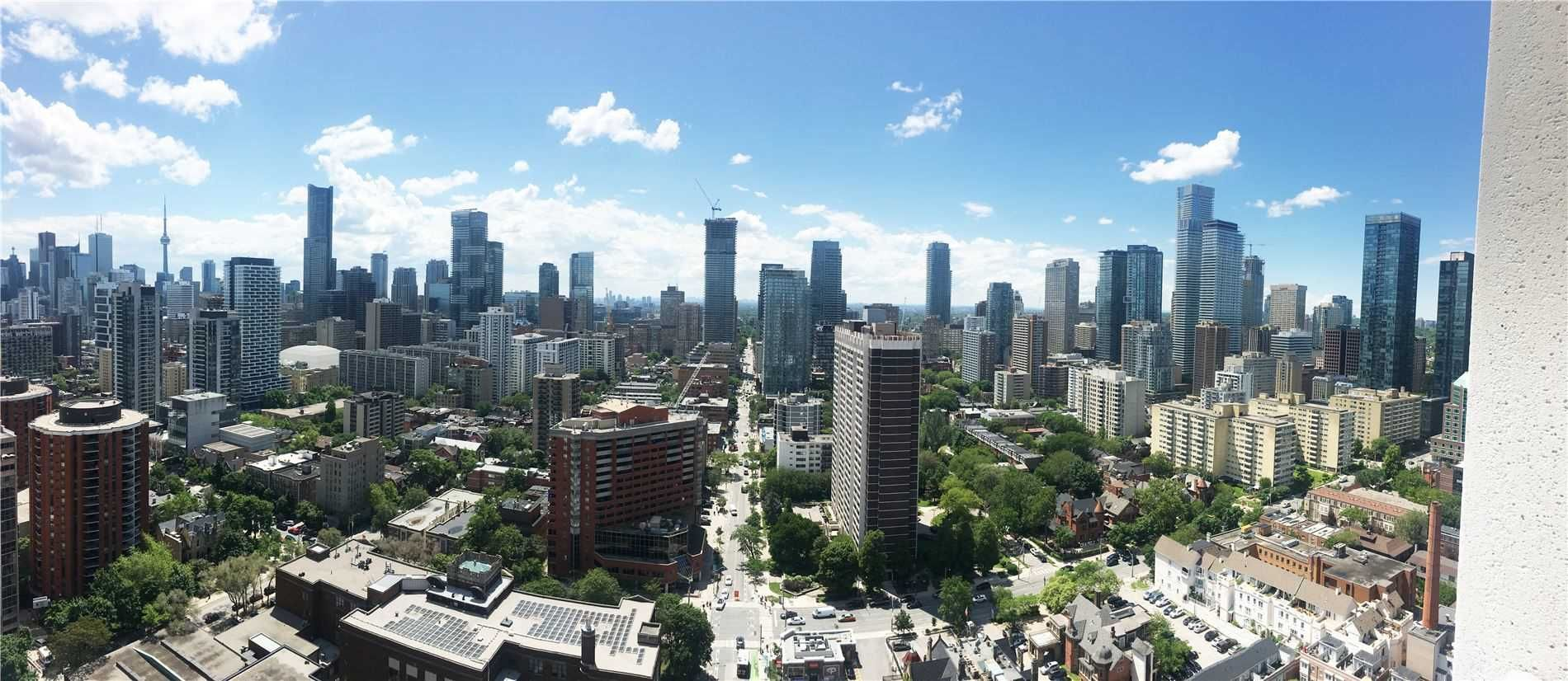 Main Photo: 3001 120 Homewood Avenue in Toronto: North St. James Town Condo for lease (Toronto C08)  : MLS®# C4900920