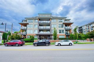 """Photo 1: 404 607 COTTONWOOD Avenue in Coquitlam: Coquitlam West Condo for sale in """"STANTON HOUSE BY POLYGON"""" : MLS®# R2473996"""