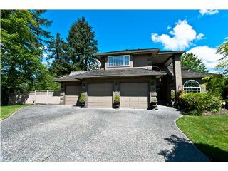 """Photo 1: 9926 180A Street in Surrey: Fraser Heights House for sale in """"ABBY RIDGE"""" (North Surrey)  : MLS®# F1417312"""