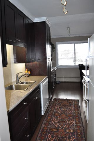 """Photo 6: 307 175 E 5TH Street in North Vancouver: Lower Lonsdale Condo for sale in """"WELLINGTON MANOR"""" : MLS®# V870783"""