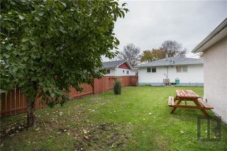 Photo 20: 90 Wharton Boulevard in Winnipeg: Heritage Park Residential for sale (5H)  : MLS®# 1827166
