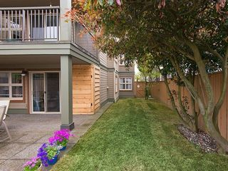 """Photo 8: 104 935 W 15TH Avenue in Vancouver: Fairview VW Condo for sale in """"THE EMPRESS"""" (Vancouver West)  : MLS®# V1059558"""