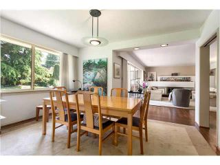 Photo 5: 1736 West 37th Ave. in Vancouver: Shaughnessy House for sale (Vancouver West)  : MLS®# V1122225