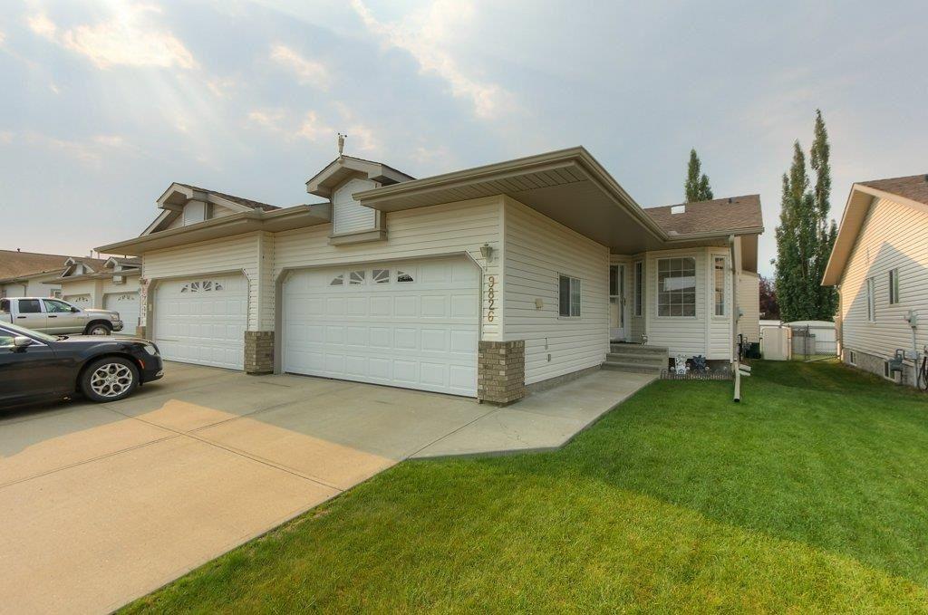 Main Photo: 9826 100A Avenue: Morinville House Half Duplex for sale : MLS®# E4255841