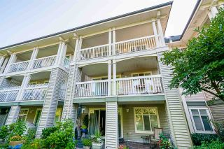 """Photo 1: 335 22020 49 Avenue in Langley: Murrayville Condo for sale in """"MURRAY GREEN"""" : MLS®# R2486605"""