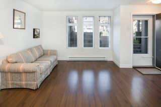 """Photo 5: 102 5632 KINGS Road in Vancouver: University VW Townhouse for sale in """"POLLOCK"""" (Vancouver West)  : MLS®# R2109342"""