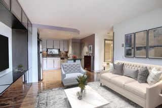 Main Photo: 201 410 1 Avenue NE in Calgary: Crescent Heights Apartment for sale : MLS®# A1121647