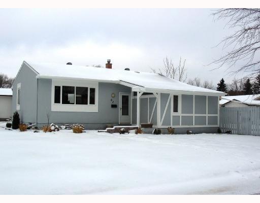 Main Photo:  in WINNIPEG: Fort Garry / Whyte Ridge / St Norbert Residential for sale (South Winnipeg)  : MLS®# 2821369