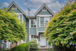 """Photo 1: 2887 SOTAO Avenue in Vancouver: South Marine Townhouse for sale in """"FRASERVIEW TERRACE"""" (Vancouver East)  : MLS®# R2587446"""
