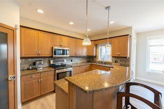 Photo 16: 93 Mardena Crescent in Winnipeg: Van Hull Estates Residential for sale (2C)  : MLS®# 202105532