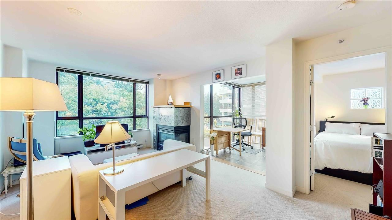 """Main Photo: 506 1003 PACIFIC Street in Vancouver: West End VW Condo for sale in """"SEASTAR"""" (Vancouver West)  : MLS®# R2496971"""