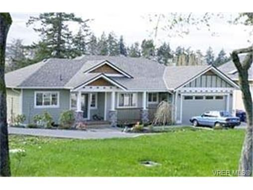 Main Photo:  in VICTORIA: SW Strawberry Vale House for sale (Saanich West)  : MLS®# 371011