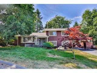 Photo 1: 14125 SUNRIDGE Place in Surrey: East Newton House for sale : MLS®# R2136897