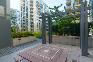 """Photo 25: 528 1783 MANITOBA Street in Vancouver: False Creek Condo for sale in """"Residences at West"""" (Vancouver West)  : MLS®# R2595306"""