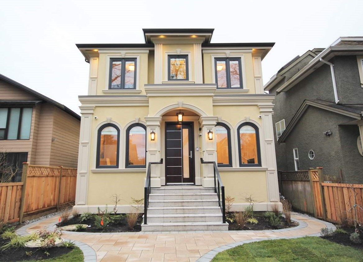 Main Photo: 4656 W 14TH Avenue in Vancouver: Point Grey House for sale (Vancouver West)  : MLS®# R2032501