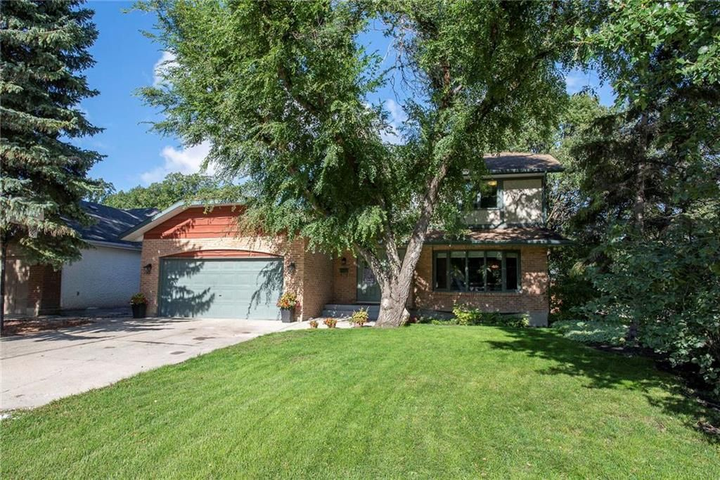 Main Photo: 2 Placid Cove in Winnipeg: North Kildonan Residential for sale (3G)  : MLS®# 202022145