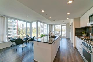 "Photo 6: 705 3100 WINDSOR Gate in Coquitlam: New Horizons Condo for sale in ""The Lloyd by Polygon"" : MLS®# R2572400"