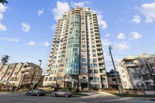 "Photo 1: 1202 3071 GLEN Drive in Coquitlam: North Coquitlam Condo for sale in ""PARC LAURENT"" : MLS®# R2540252"