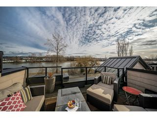 """Photo 15: 8 100 WOOD Street in New Westminster: Queensborough Townhouse for sale in """"Rivers Walk"""" : MLS®# R2439146"""