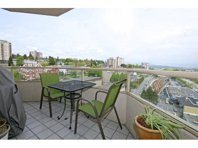 """Photo 9: Photos: 900 328 CLARKSON Street in New Westminster: Downtown NW Condo for sale in """"HIGHBOURNE TOWER"""" : MLS®# V949402"""
