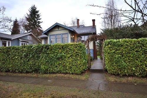 Main Photo: 2237 West 37th Ave in Vancouver: Home for sale : MLS®# V869448