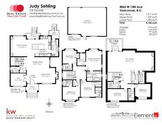 Photo 37: Luxury Point Grey Home