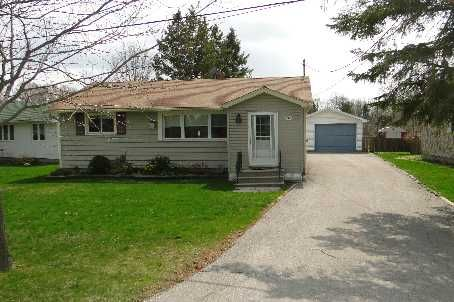 Main Photo: 458 Dundas Street in Brock: Beaverton House (Bungalow) for sale : MLS®# N2530440